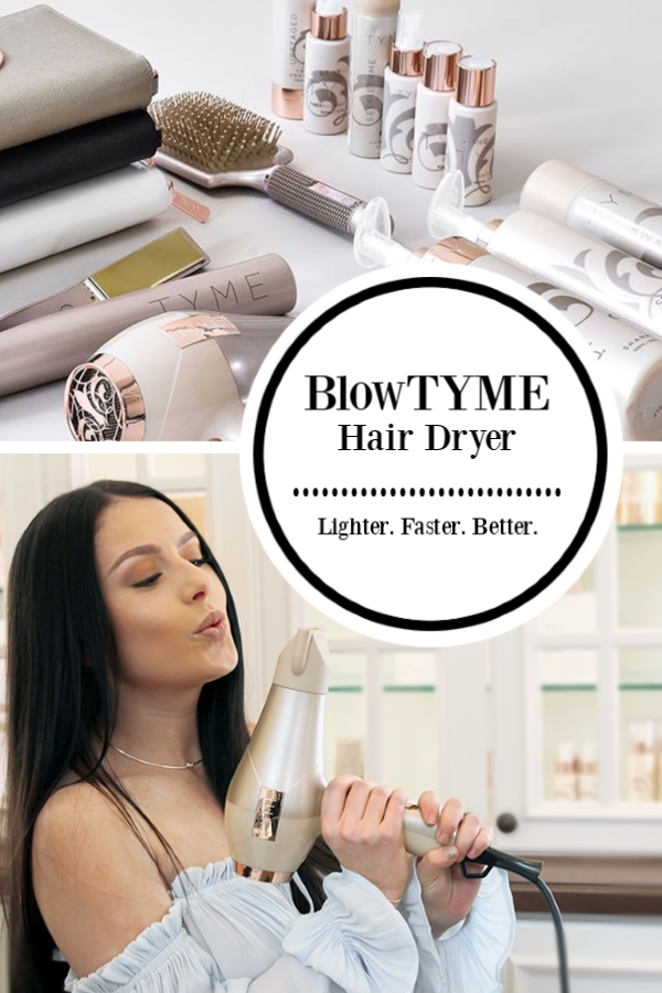 #Win BlowTYME Hair Dryer (APV $199) US, ends 8/2