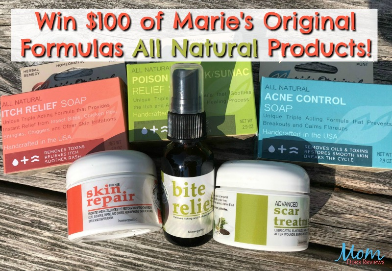 #Win $100 of Marie's Original Formulas Products!