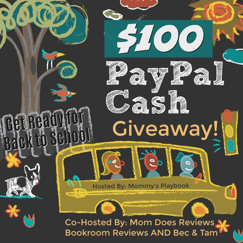 #Win $100 PayPal CASH! US only, ends 9/1 #BTS #Back2School19