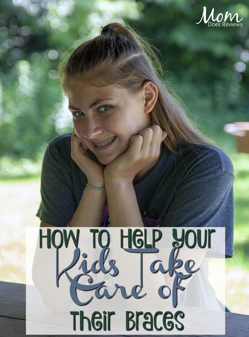 Braces 101: How to Help Your Children Take Care of Them