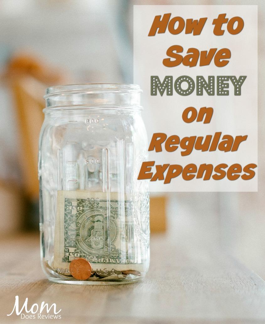 How to Save Your Family Money on Regular Expenses #finances #money #savingmoney