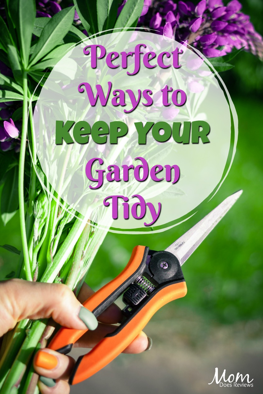 Perfect Ways to Keep Your Garden Tidy