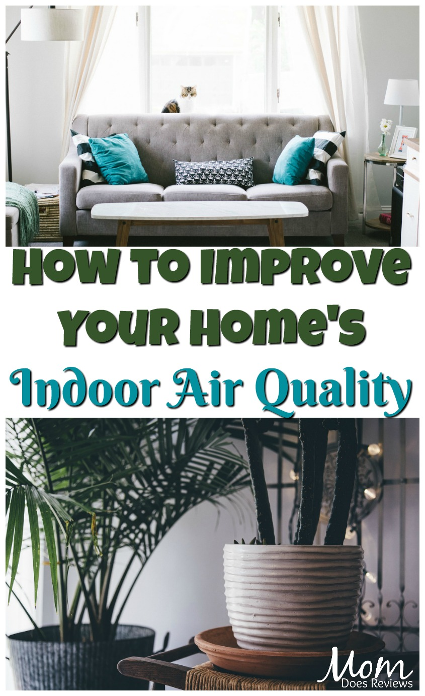 Things You Should Do to Improve Your Home's Indoor Air Quality #home #health #airquality