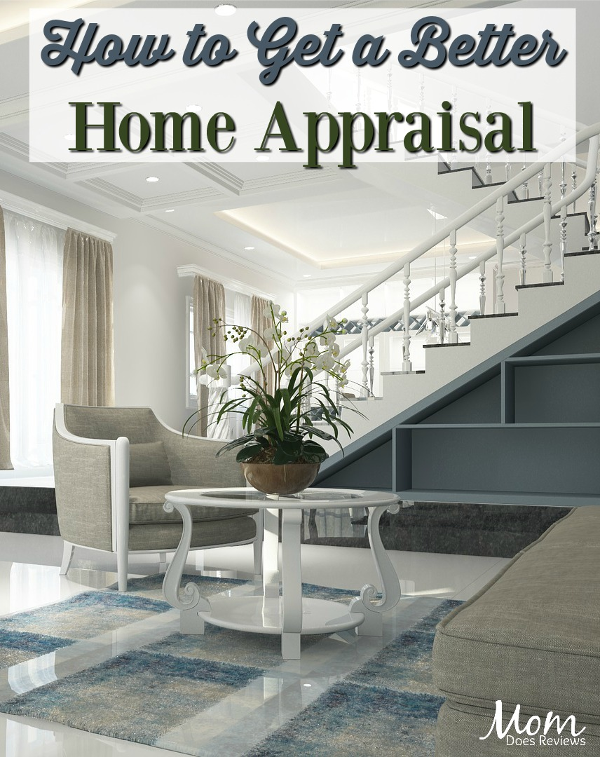Things to Consider in Order to Get a Better Home Appraisal #home #homeappraisal