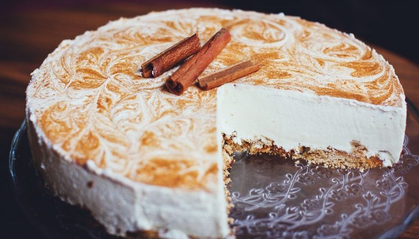 No-Bake CBD-Infused Cheesecake