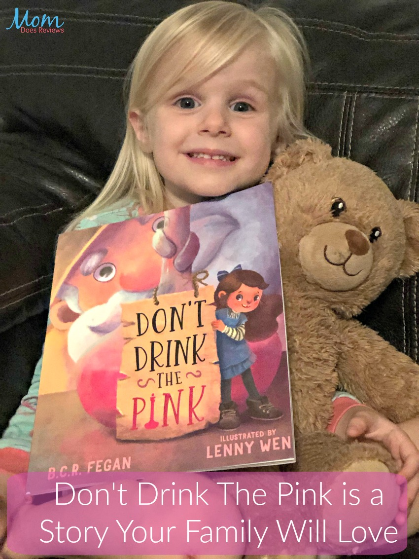 Don't Drink The Pink is a Story Your Family Will Love