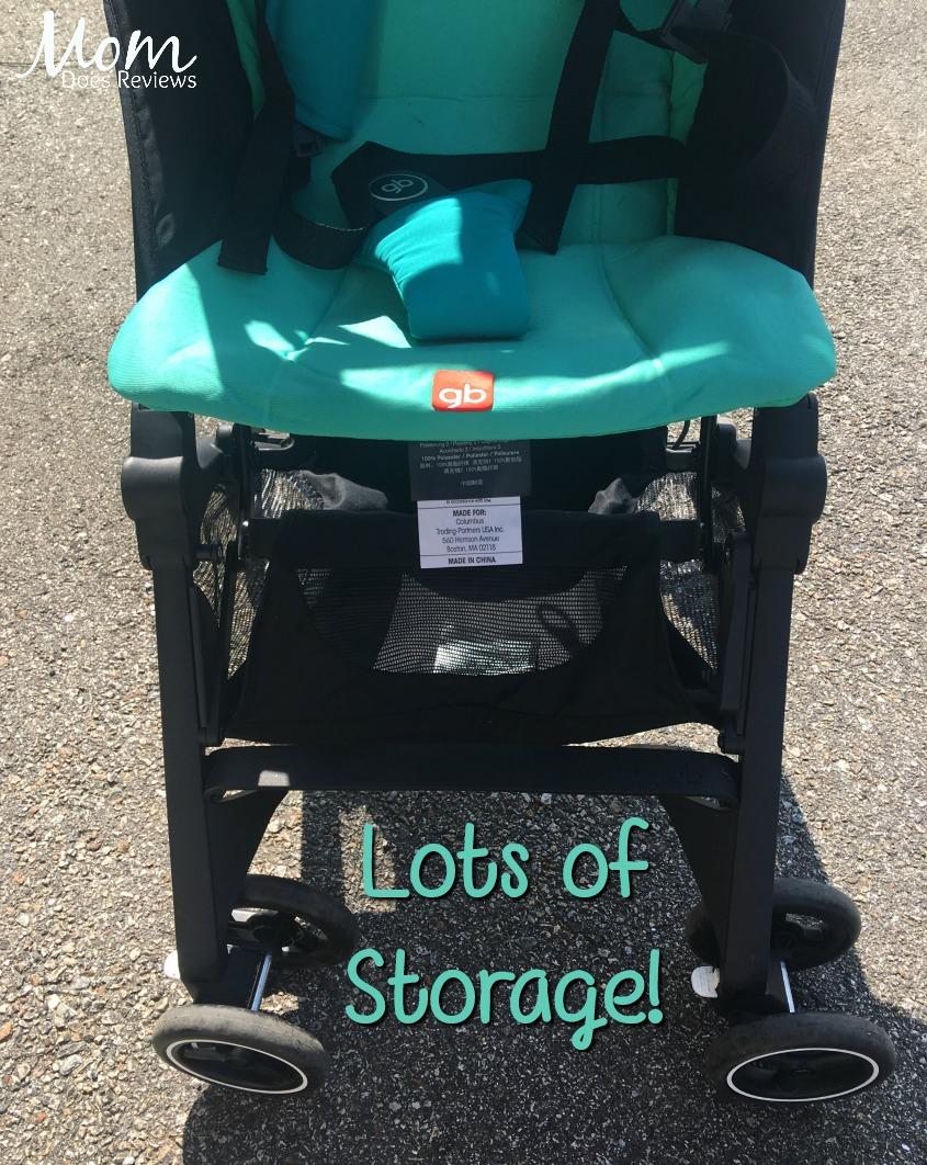 Meet the Small but Mighty Folding Stroller: the gb Pockit+! #MDRSummerFun