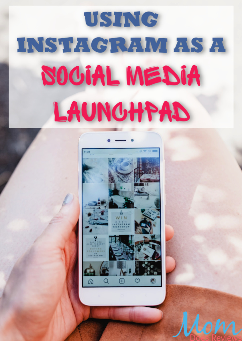 Using Instagram As A Social Media Launchpad For More Business #socialmedia #instagram #business #technology