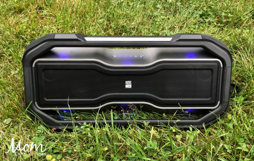 Light Up Your Party with The RockBox XL Waterproof Bluetooth