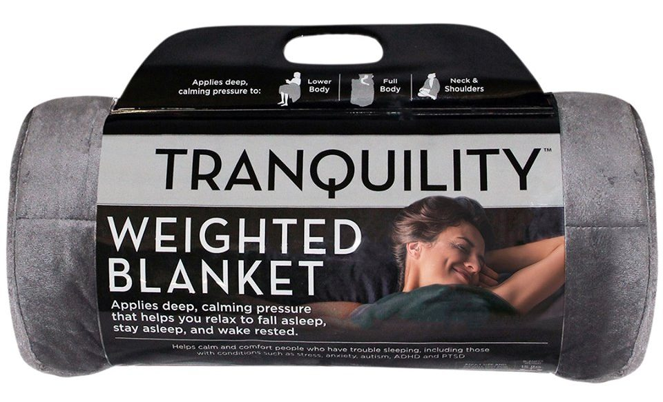 Tranquility Weighted Blankets Will Help You Relax And