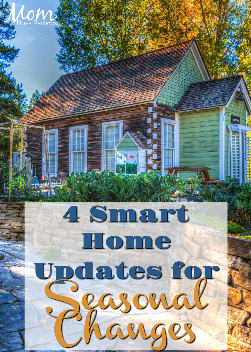 4 Smart Home Updates for Seasonal Changes #home #smarthome