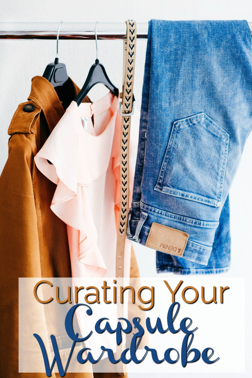 Curating Your Capsule Wardrobe