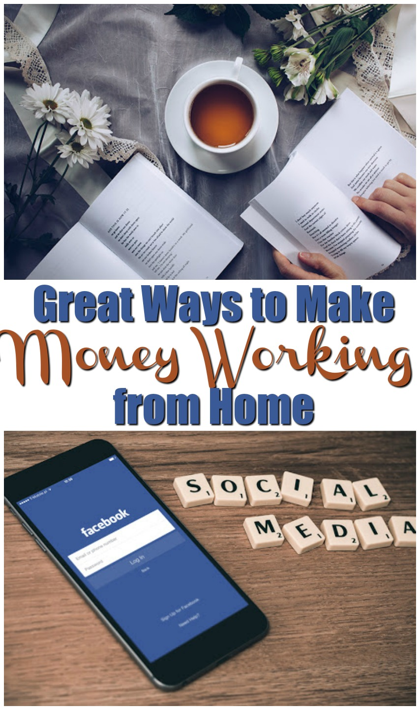 Great Ways to Make Money Working from Home