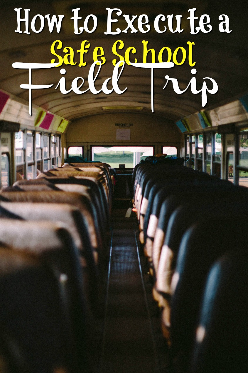 How to Execute a Safe School Field Trip
