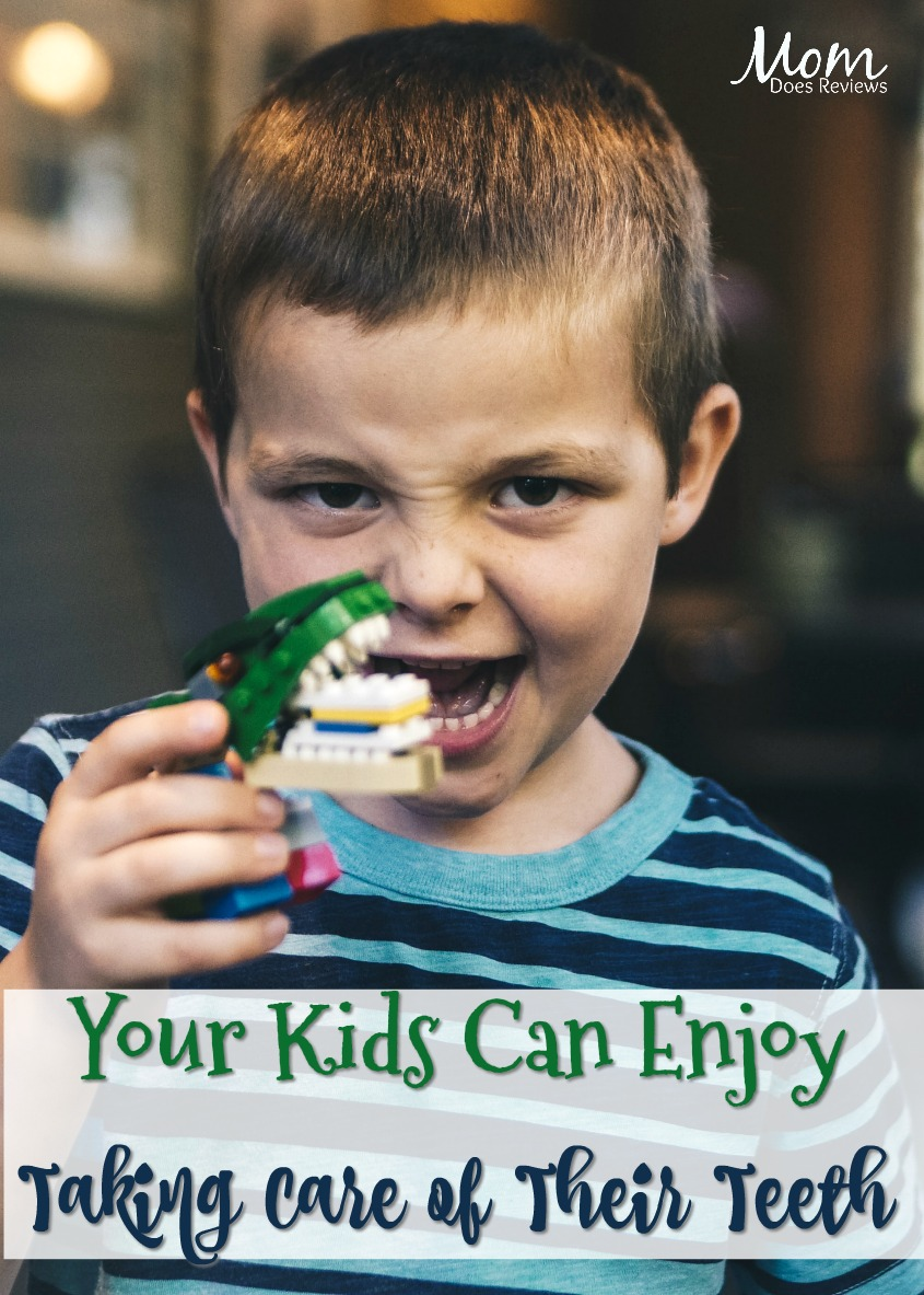 How to Help Your Kids Enjoy Taking Care of Their Teeth