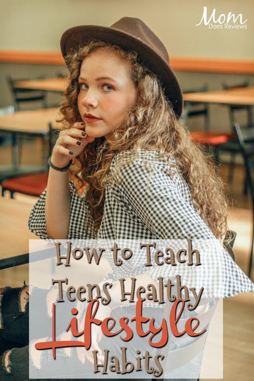 How to Teach Teens Healthy Lifestyle Habits