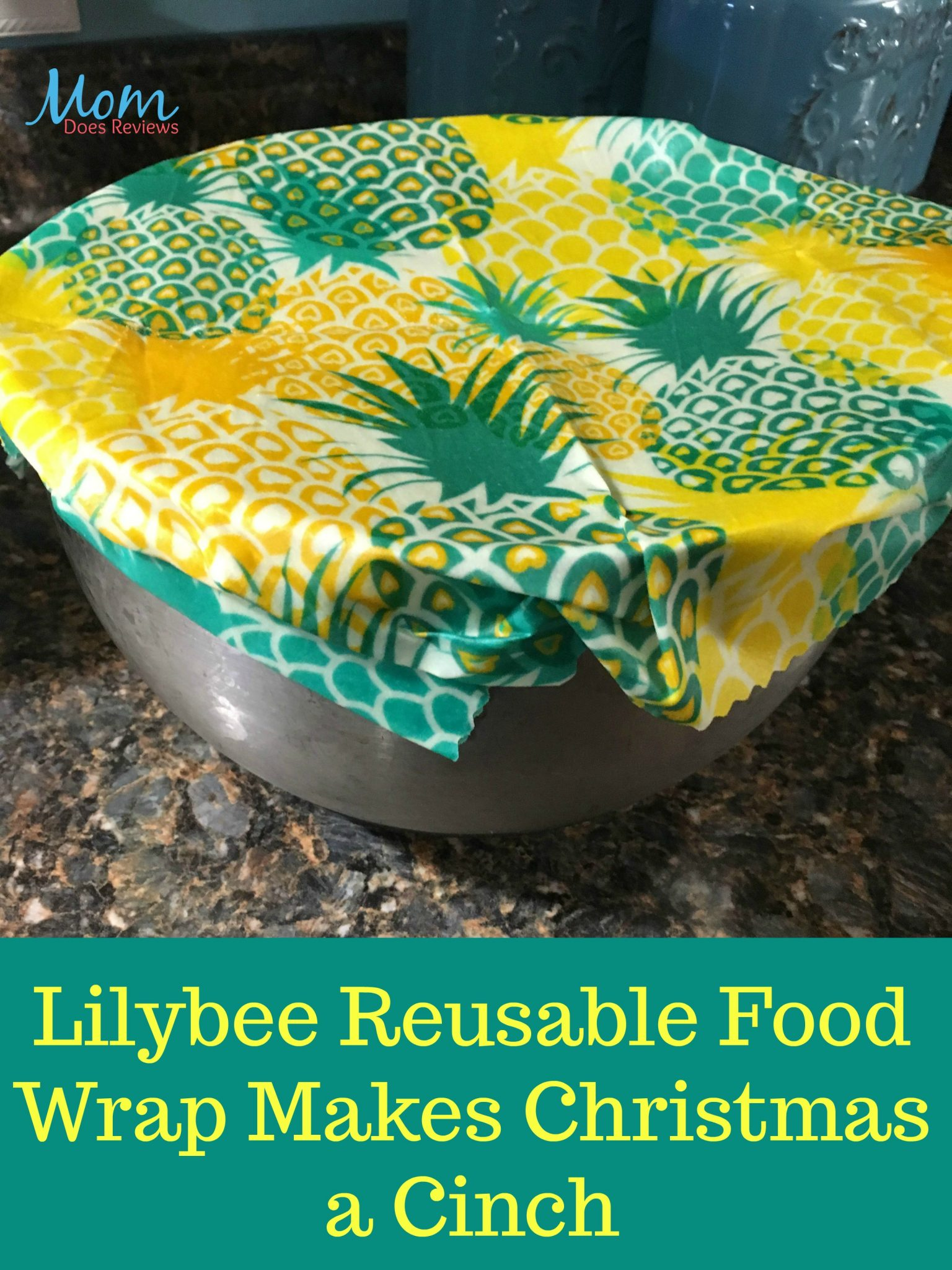 Lilybee Wrap in use