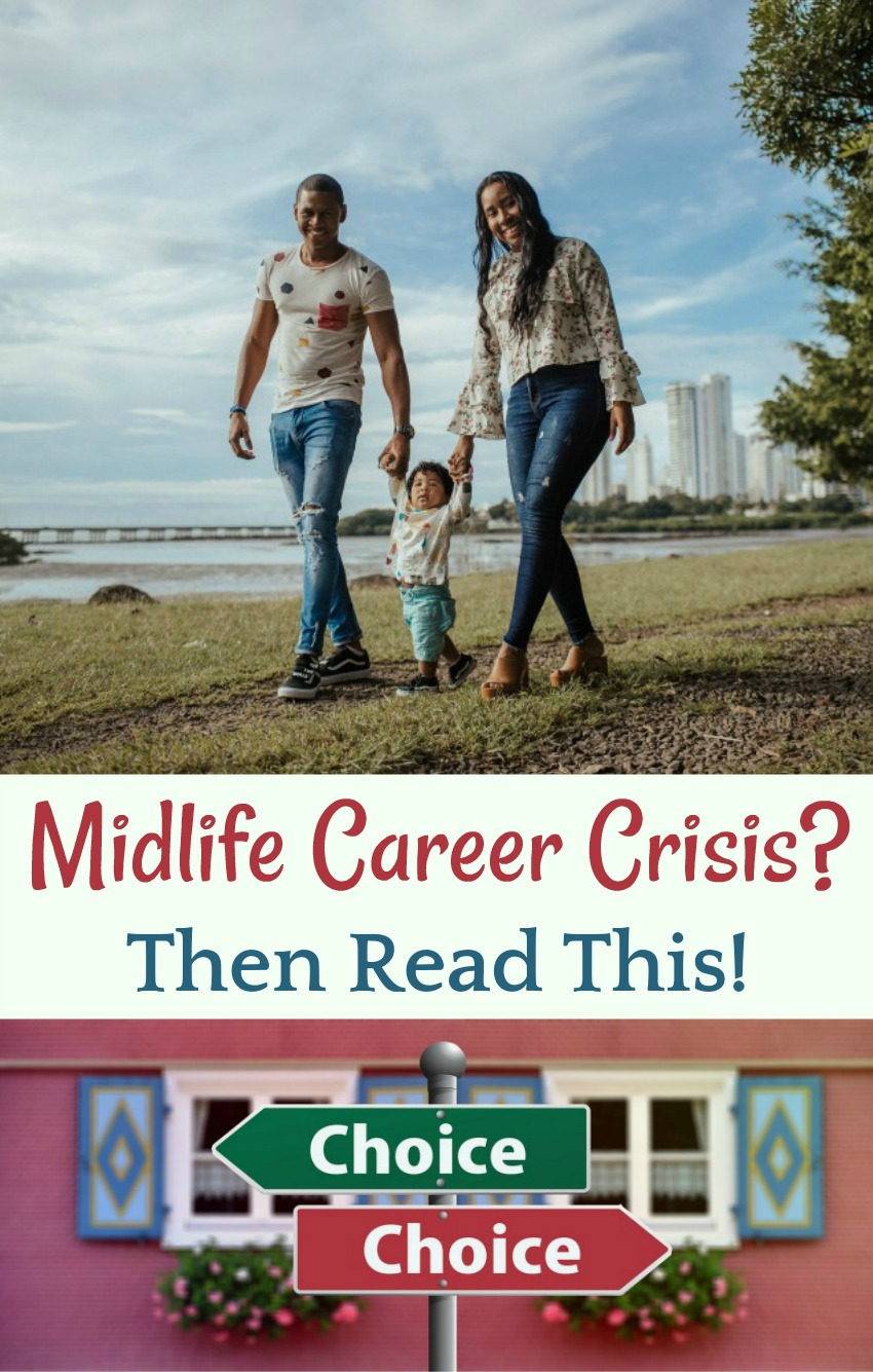 Midlife Career Crisis? Then Read This!