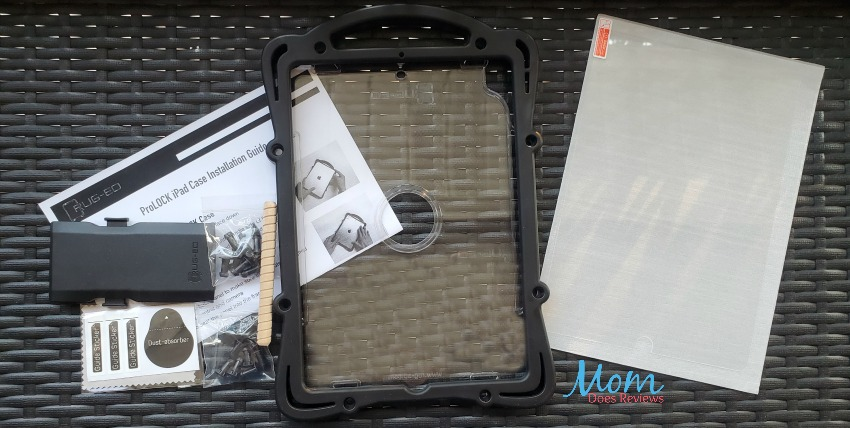 Keep Your iPad Safe from Damage with the Rug-Ed ProLOCK 9.7 iPad Case