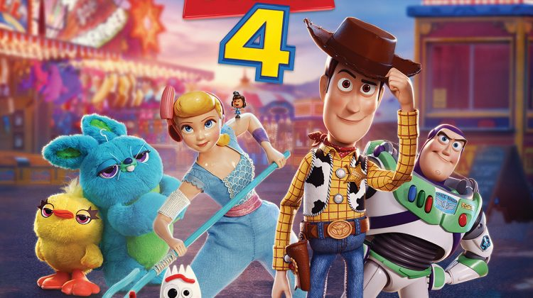 Don't Miss Toy Story 4 on Digital 10/1 and Blu-Ray 10/8! #ToyStory4