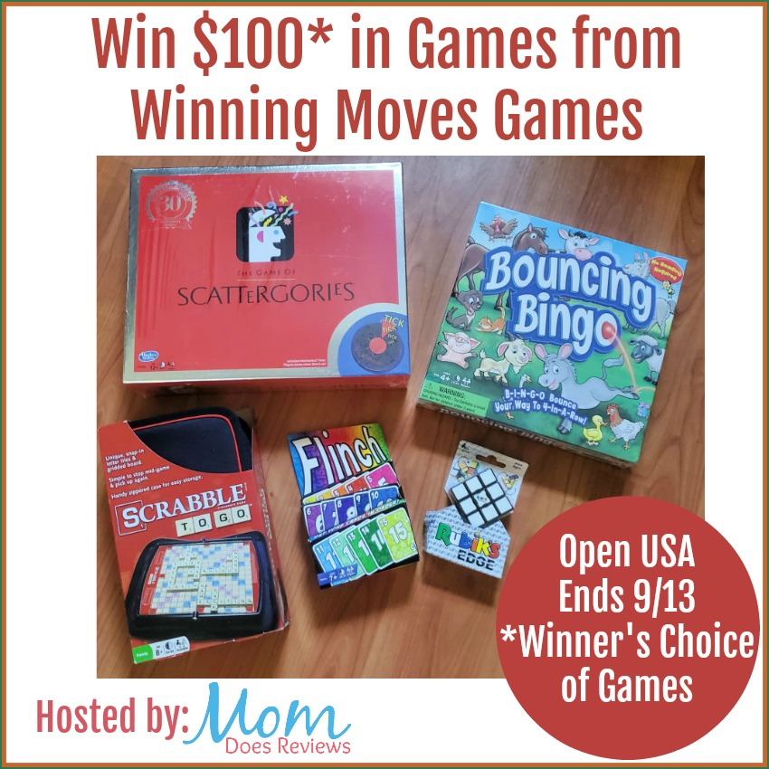 Win $100 in Games from Winning Moves Games