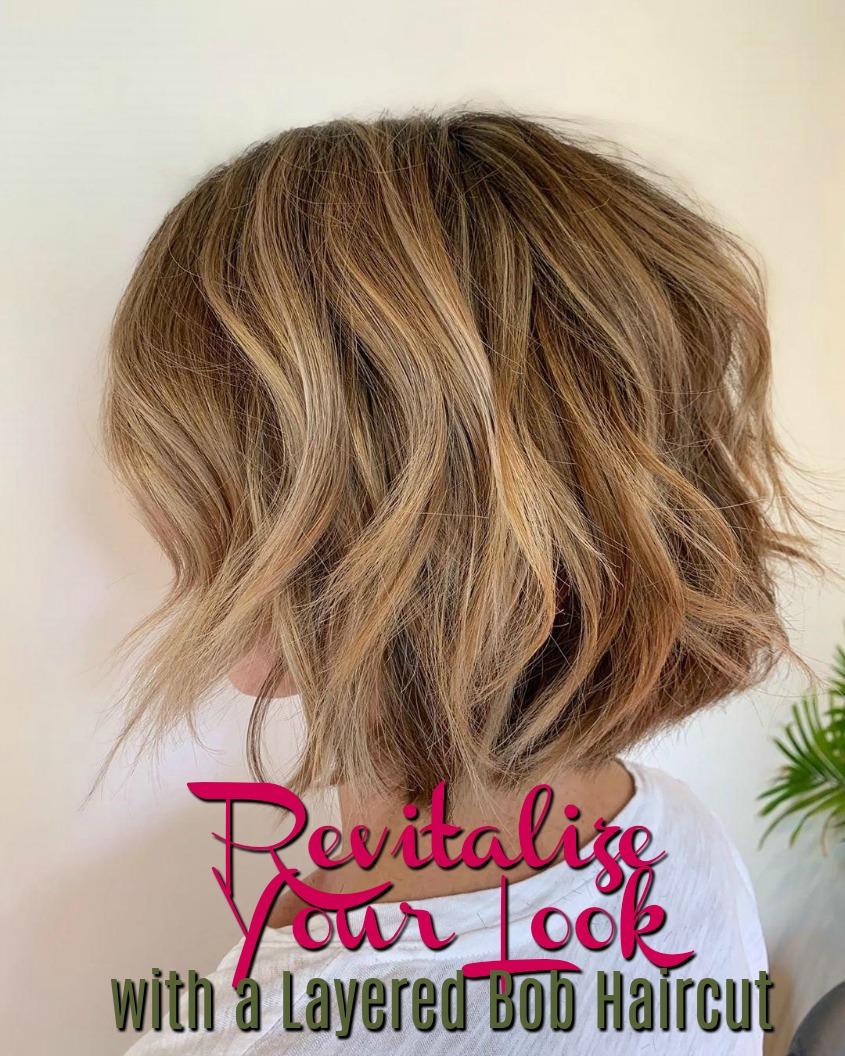 Revitalize Your Looks; 13 Layered Bob Haircuts #beauty #haircut #livedinlook