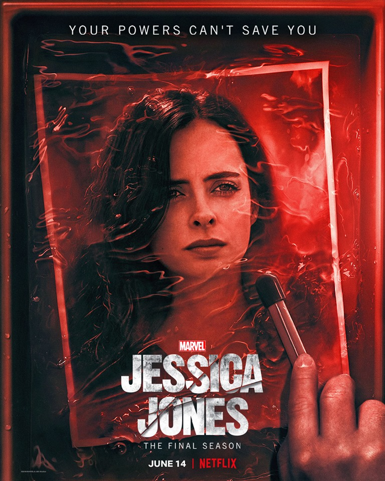 Jessica Jones marvel Netflix Series