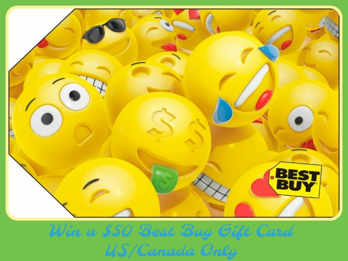 #Win $50 Best Buy Gift Card - US/CAN, ends 10/15
