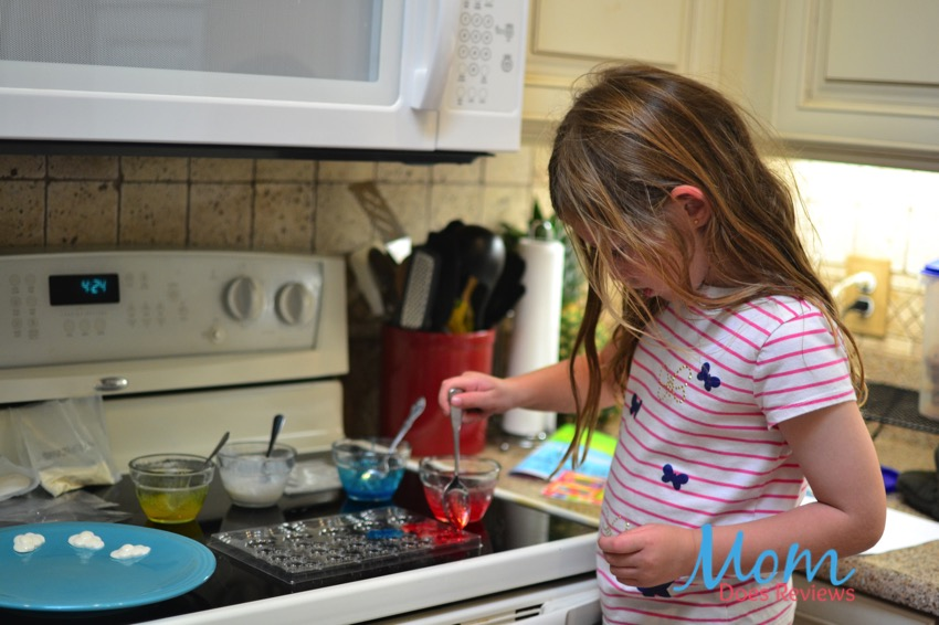 Gummy Candy Lab for kids