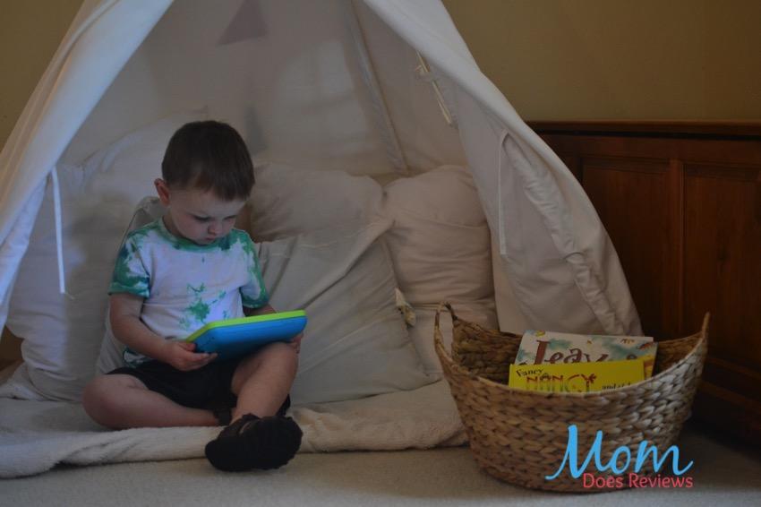 PBS Kids playtime tablet DVD player