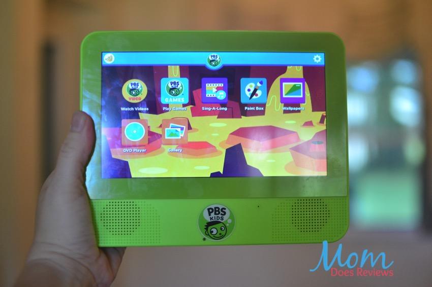 PBS KIDS Playtime Tablet