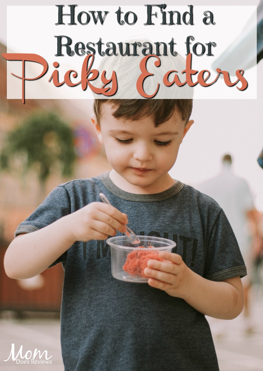 Picky Kids? How to Find a Restaurant that Appeals to Everyone's Taste