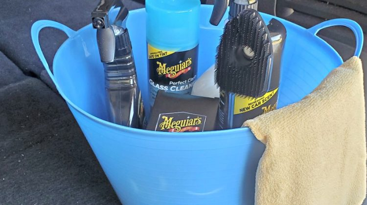 Keep Your Car Clean with Meguiar's Car Care Products